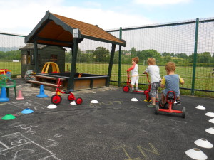 Curriculum & Facilities Trikes