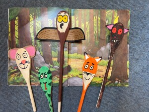 Story, Rhymes and Emotion Spoons