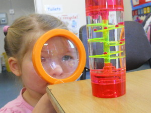 Home Page Magnifying glass