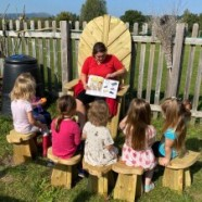 New Story Telling Chair